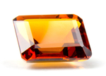 Citrine jewel